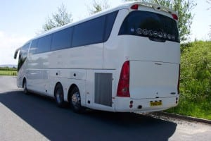 travelling by coach